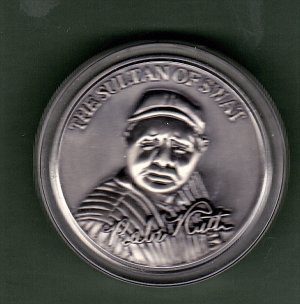 Babe Ruth Coin - Memory Lane - 2006