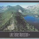 2 - Lake Tahoe Marathon Postcards -  2006