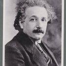 1 - Albert Einstein Postcard - Hebrew University Portrait Photo