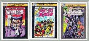 13 - Marvel Comic Cards - M.V.C. - Impel 1990/1 - Lot C