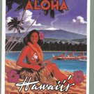 4 - Hawaii Big Island Visitors Bureau Cards