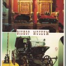 5 - Bishop Museum Postcards - Royal Coach - Thrones - Hawaii