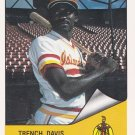 1984 Hawaii Islanders Trench Davis - Baltimore MD