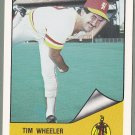 1984 Hawaii Islanders Tim Wheeler - Kissimmee FL