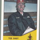 1984 Hawaii Islanders Tom Sandt - Portland Oregon