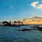 Coconut Island - Hilo Hawaii - Postcard