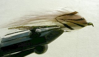 Vintage Salmon Fly f26