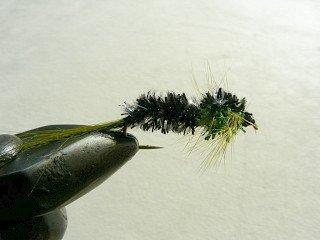 Rainbow Trout Streamer f45