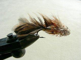 Muddler Minnow Fly f52