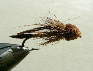 Muddler Minnow Fly f54