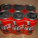 Coca Cola  6 Pack OF Cans  Tin