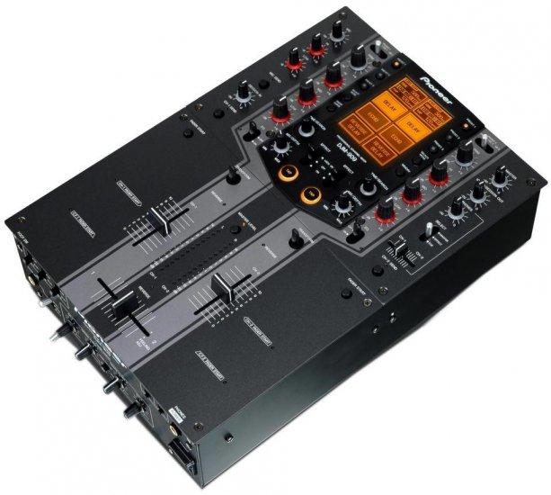 DJM 909/ 2-Ch.Battler Mixer,FX Penny & Gilles Crossfader w. C