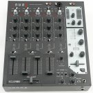 Nuo 5 / 5 Kanal Clubmixer Effekte, Filter, 3 Band Cut EQ