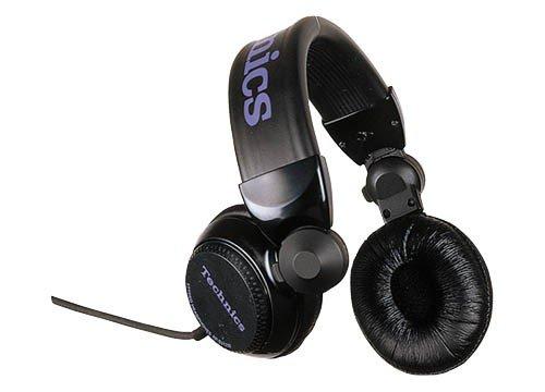 RP-DJ1200 schwarz 5-30000 Hz, 32 Ohm, 106 db