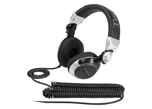 RP-DJ1210E-S silber 5-30000 Hz, 32 Ohm, 106 db
