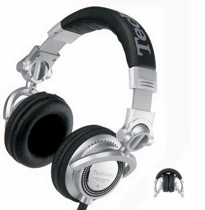 RP-DH1200 / DJ Kopfhörer geschlossen,5 - 30000Hz,107dB