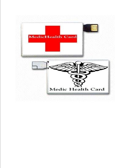 Medic Health Card