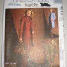 McCall's Pattern 4214 Women's Suit Size 6-8-10-12 Uncut Princess Mandarin Collar Jacket Skirt Pants
