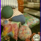 Home Dec Throw Pillows Cushions McCall's Sewing Pattern 6414 Sofa Bedroom Decorative Fun Shams
