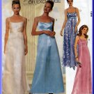Elegant Evening Empire Waist Dress Size 10-14 Uncut McCall's 9287 Formal Prom Party Bridesmaid Grad
