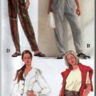Women's Casual Pants and Shorts Sz XS-M Uncut Simplicity 9283 Jodphur Knickers Jogging Sweatpants