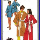 Vintage Simplicity Sewing Pattern 9507 Sz 14 Misses' Jiffy Kimono Robe 2 Lengths Bathrobe Housecoat