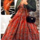 Sewing Step-By-Step Pattern 012-052-158 Evening Attire Sz 4-22 Misses' 90s Formal Gown Bolero Jacket