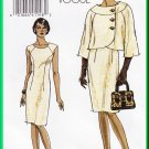 Vogue 8319 Sewing Pattern Sz 6-12 Misses' Jacket Sheath Dress Coordinates Ladylike Jackie O Ensemble