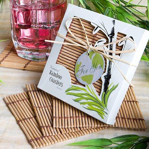 Bamboo Coaster Sets