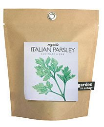 Italian Parsley in a bag