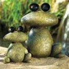 Stone Garden Froggies