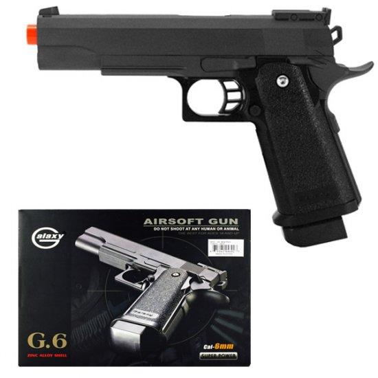 G6 Metal Airsoft Gun