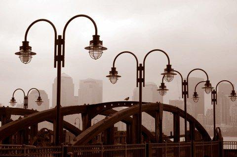 NY City Lights Photograph