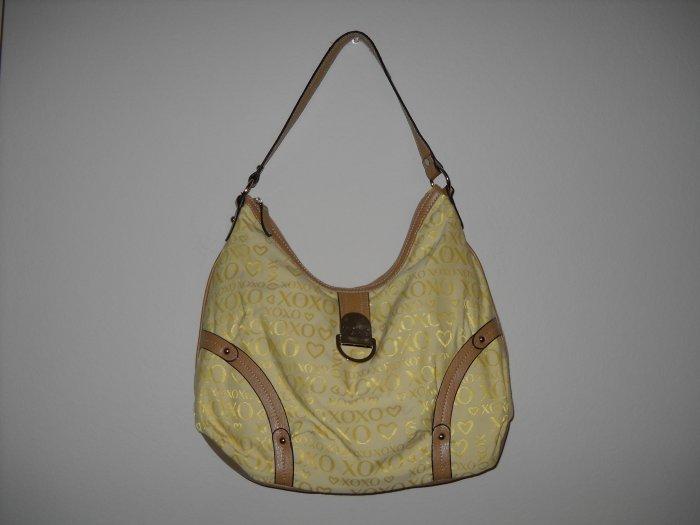 XOXO �Emerge� Yellow Tote Bag (Large Size)