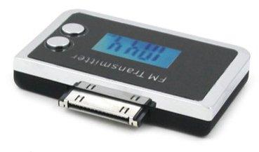 iphone/ipod fm transmitter