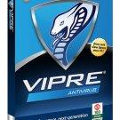 Antivirus + Antispyware Sunbelt Vipre 3pc, 4pc, 5pc + Unlimited Home PCs 1 YR (HomeSite)