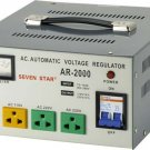 AR-4000 4000W Watt Voltage Converter Stabilizer AR4000