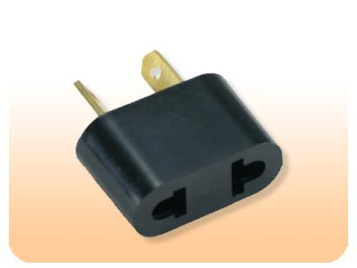 Australia and Argentina Style Plug Adapter SS-406 - Converts US To Australia Plug