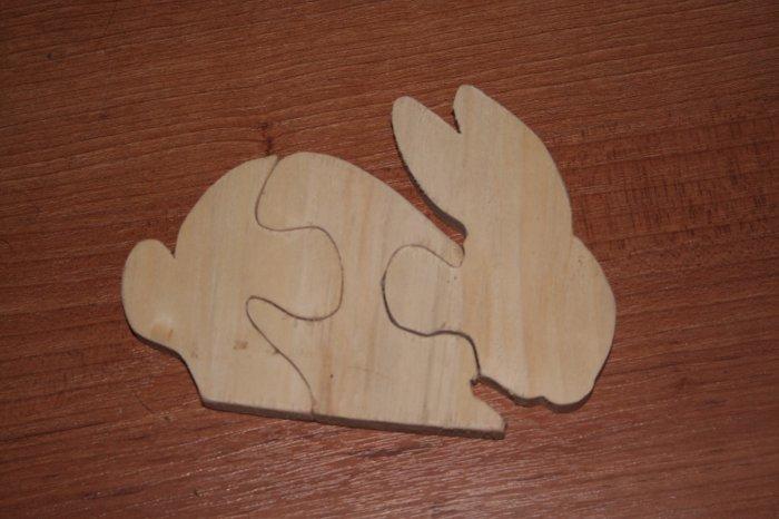 Rabbit Puzzle