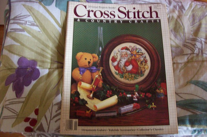 Cross Stitch & Country Crafts 25 Great Projects
