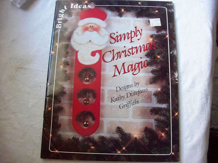 Simply Christmas Magic Bright Ideas June 1993