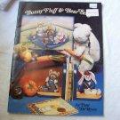 Bunny Fluff & Bear Stuff Patterns to Paint & Make Dated 1989