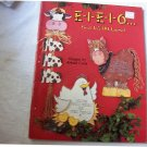 E-I-E-I-O First Installment Wood & Paint Projects Farm Animals