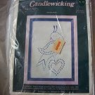 "Candlewicking Kit DistelFink Fits 5""x7"" Frame"