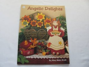 Angelic Delights Decorative Tole Painting Book