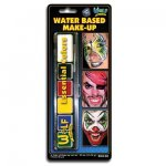 Halloween Face Painting Set - professional quality for home use