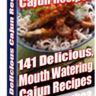 Delicious Cajun Recipes Digital Cookbook