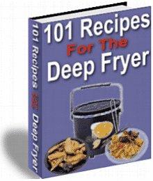 Deep Fryer Recipes Digital Cookbook