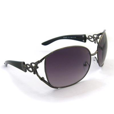 Smoky Tint Oversized Sunglasses [style 2]
