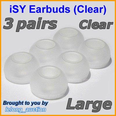 Large Replacement Ear Buds Tips for Skullcandy Asym TiTan FMJ Smokin INKD Riot Holua Striker @C